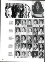 1981 Columbia High School Yearbook Page 202 & 203