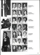 1981 Columbia High School Yearbook Page 204 & 205