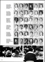 1981 Columbia High School Yearbook Page 218 & 219