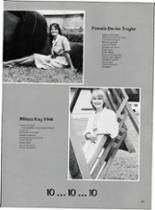 1981 Columbia High School Yearbook Page 254 & 255