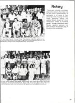 1981 Columbia High School Yearbook Page 256 & 257