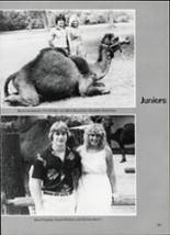 1981 Columbia High School Yearbook Page 264 & 265