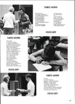 1981 Columbia High School Yearbook Page 268 & 269