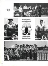 1981 Columbia High School Yearbook Page 272 & 273