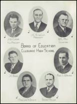 1947 Cleburne High School Yearbook Page 12 & 13