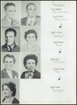 1947 Cleburne High School Yearbook Page 16 & 17