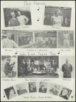 1947 Cleburne High School Yearbook Page 22 & 23