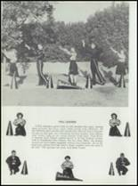 1947 Cleburne High School Yearbook Page 28 & 29