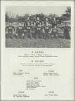 1947 Cleburne High School Yearbook Page 30 & 31