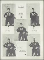 1947 Cleburne High School Yearbook Page 32 & 33