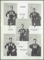 1947 Cleburne High School Yearbook Page 34 & 35