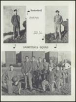 1947 Cleburne High School Yearbook Page 38 & 39