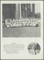 1947 Cleburne High School Yearbook Page 42 & 43