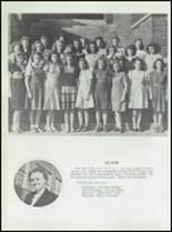 1947 Cleburne High School Yearbook Page 50 & 51