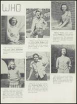 1947 Cleburne High School Yearbook Page 66 & 67