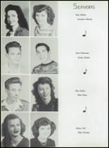 1947 Cleburne High School Yearbook Page 72 & 73