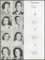 1947 Cleburne High School Yearbook Page 74 & 75