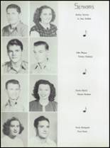 1947 Cleburne High School Yearbook Page 76 & 77