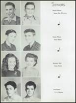 1947 Cleburne High School Yearbook Page 80 & 81
