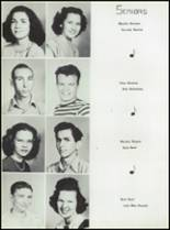 1947 Cleburne High School Yearbook Page 82 & 83