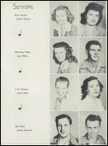 1947 Cleburne High School Yearbook Page 84 & 85