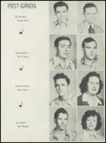 1947 Cleburne High School Yearbook Page 86 & 87