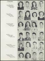 1947 Cleburne High School Yearbook Page 94 & 95