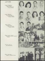 1947 Cleburne High School Yearbook Page 98 & 99