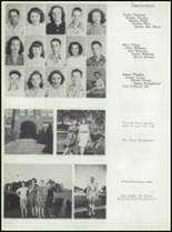 1947 Cleburne High School Yearbook Page 114 & 115