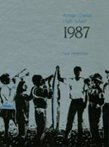 1987 Yearbook Arroyo Grande High School
