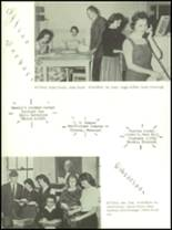 1961 Goodman High School Yearbook Page 14 & 15