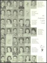1961 Goodman High School Yearbook Page 16 & 17