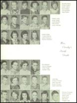1961 Goodman High School Yearbook Page 18 & 19