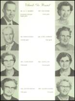 1961 Goodman High School Yearbook Page 28 & 29