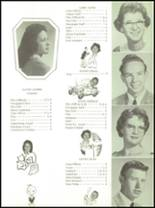 1961 Goodman High School Yearbook Page 32 & 33