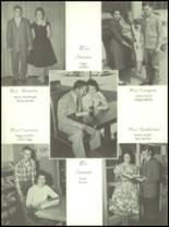 1961 Goodman High School Yearbook Page 34 & 35