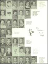 1961 Goodman High School Yearbook Page 38 & 39