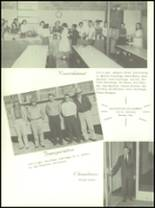 1961 Goodman High School Yearbook Page 42 & 43