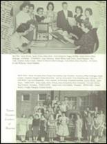 1961 Goodman High School Yearbook Page 50 & 51