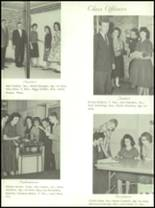 1961 Goodman High School Yearbook Page 52 & 53