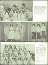 1961 Goodman High School Yearbook Page 54 & 55