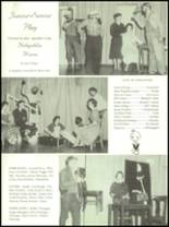 1961 Goodman High School Yearbook Page 56 & 57