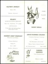 1961 Goodman High School Yearbook Page 60 & 61