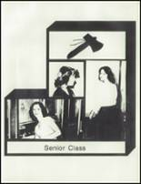 1981 Sissonville High School Yearbook Page 10 & 11