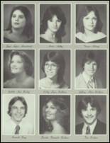 1981 Sissonville High School Yearbook Page 12 & 13