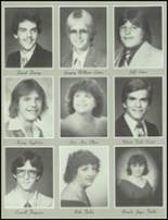 1981 Sissonville High School Yearbook Page 18 & 19