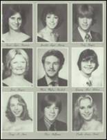 1981 Sissonville High School Yearbook Page 20 & 21