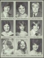 1981 Sissonville High School Yearbook Page 22 & 23