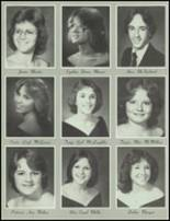 1981 Sissonville High School Yearbook Page 24 & 25