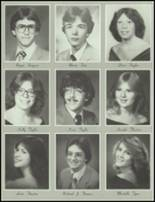 1981 Sissonville High School Yearbook Page 28 & 29